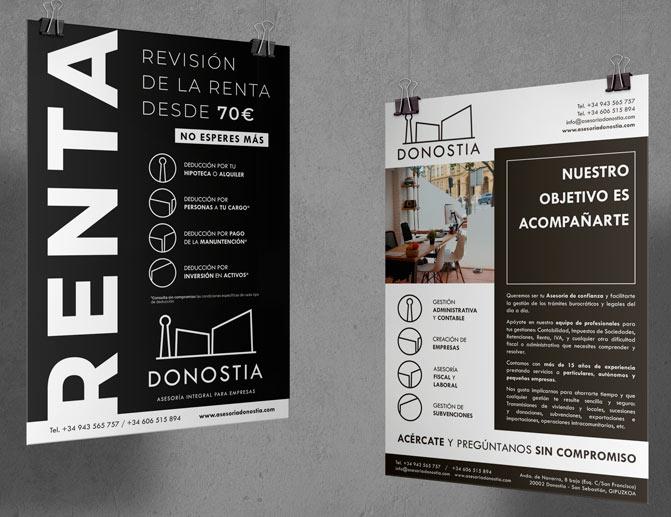 Asesoría en San Sebastián para empresas y autónomos